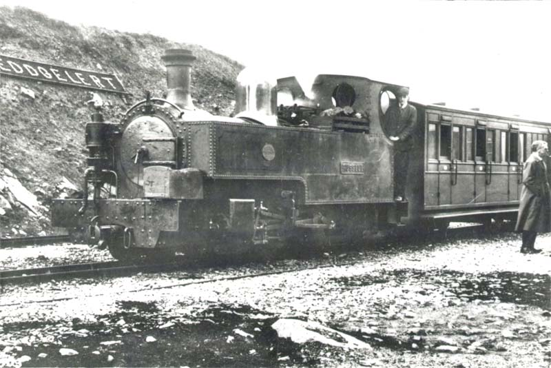 History of the WHR: 1b - NWNGR Stock | Welsh Highland