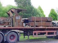 794 arriving in bits on a lorry