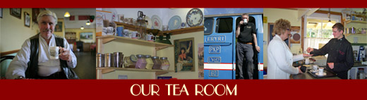 Our Tea Room