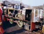 Picture of the Hunslet 50HP