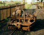 End-on picture of rusty MRT264
